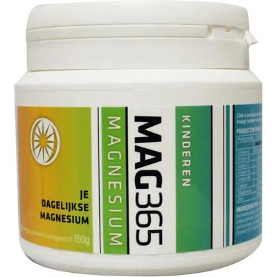Magnesium poeder voor kinderen - citroenzuur