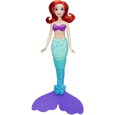 Disney Princess zwemmende Ariel