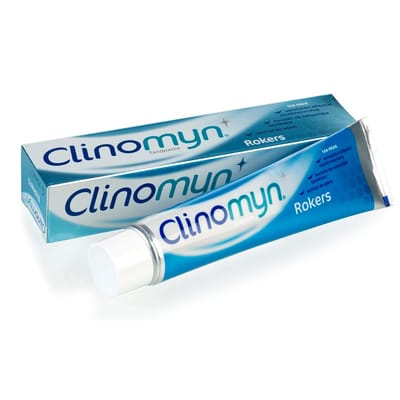 Clinomyn Rokers - 75 ml - Tandpasta