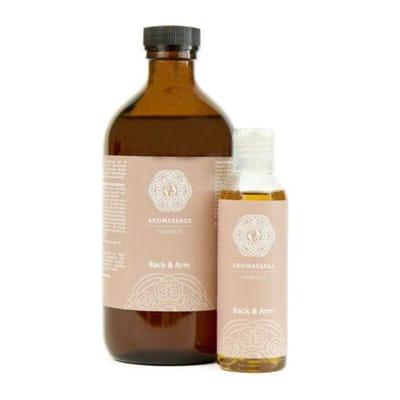 Aromassage 3 back&arm