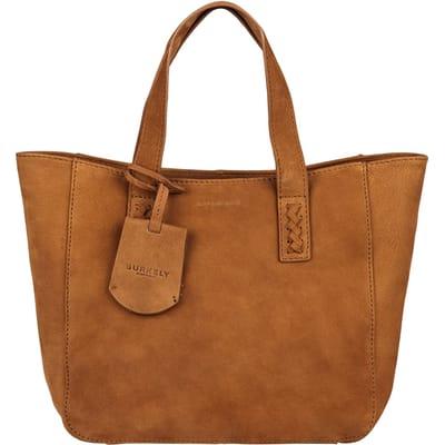 Burkely Braid Britt Handbag camel
