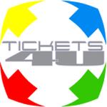 Tickets4u b.v. logo