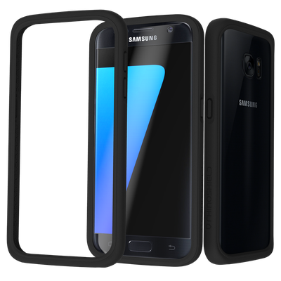 RhinoShield CrashGuard Galaxy S7 zwart
