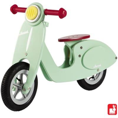 loopfiets scooter mint
