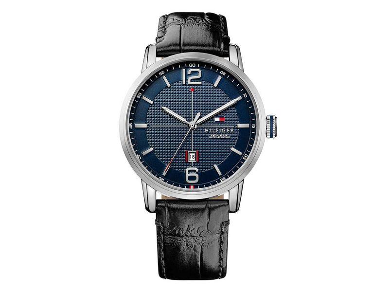 Tommy Hilfiger TH1791216 Horloge Zwart mm