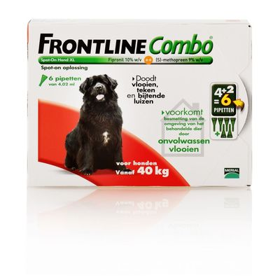 Frontline Combo H Xl On
