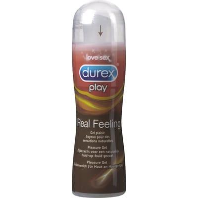 Durex Play Glijmiddel Real Feeling