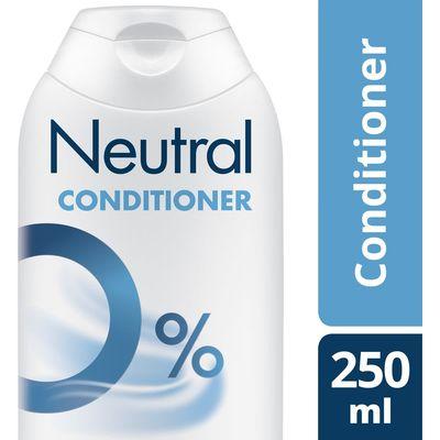 normaal parfumvrij - 250 ml - conditioner