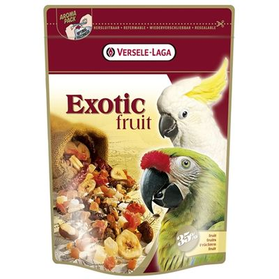 Exotic Fruit Papegaai