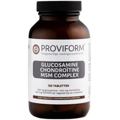Proviform Glucosamine Chondr Msm