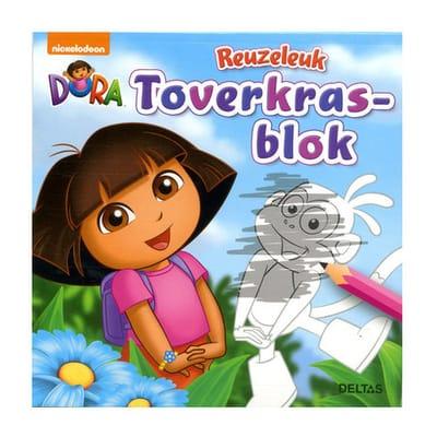 Dora reuzeleuk toverkrasblok