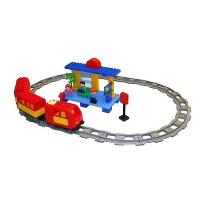Unico trein met geluid