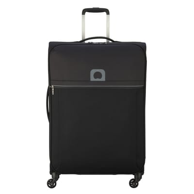 Delsey Brochant 4 Wheels Trolley 78 black