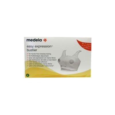 Medela Easy Expression Bustier Wit Maat L