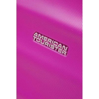 American Tourister Wavebreaker Spinner 55 hot lips pink