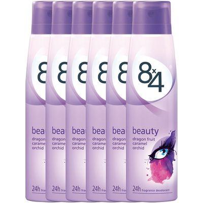 8x4 Beauty spray 150 ml - 0 - Deodorant