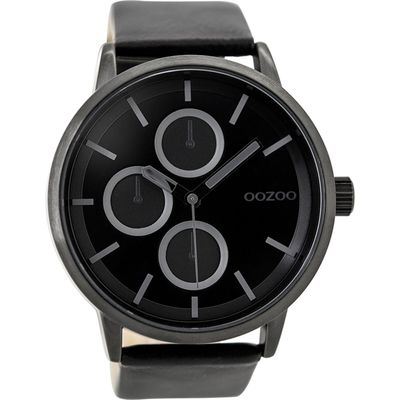 OOZOO Timepieces C9429 Zwart 48 mm
