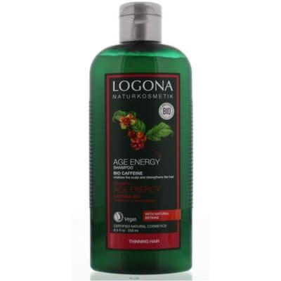 Shampoo age energy bio cafeine