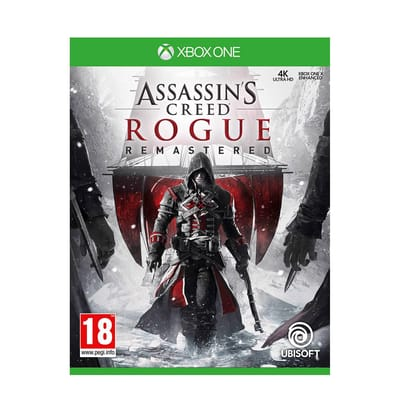 Creed Rogue Remastered Xbox One