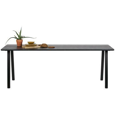 Eettafel Triomf zwart