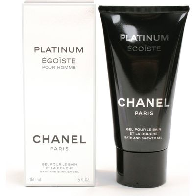 Chanel Egoiste Platinum gel