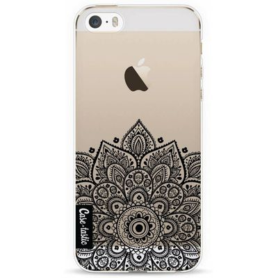 Casetastic Floral Mandala Apple iPhone 5 5s SE