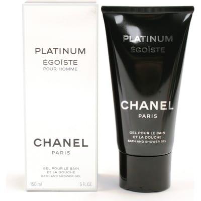Chanel Egoiste Platinum gel
