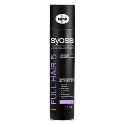 Syoss Hairspray Full Hair 5