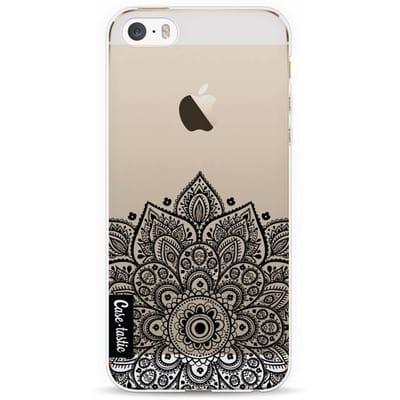 Casetastic Floral Mandala Apple iPhone 5 5s SE