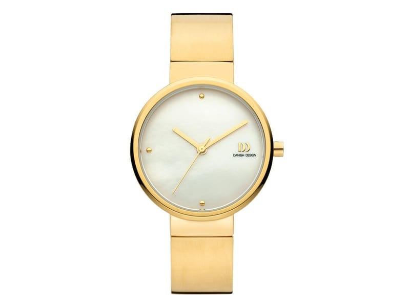 Danish Design IV05Q1091 horloge dames edelstaal