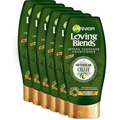 Garnier Loving Blends Olijf Conditioner Voordeelverpakking Voor