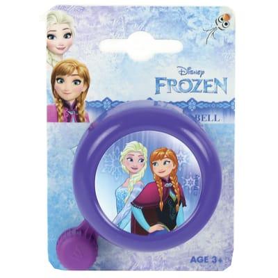 Fietsbel Frozen Paars