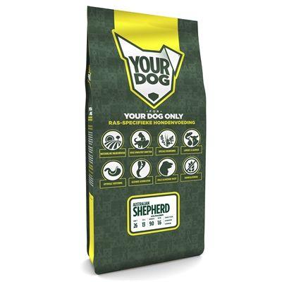 Yourdog Australian Shepherd Volwassen 12 Kg