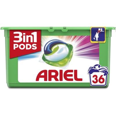 Ariel 3in1 Pods 36 Wasmiddel