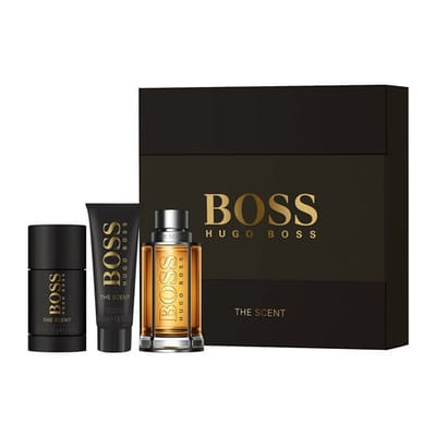 Hugo Boss The Scent set