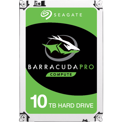 Seagate Barracuda Pro - 10 TB