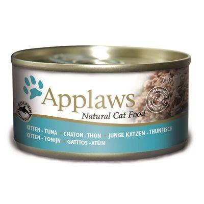 Applaws cat blik kitten tuna