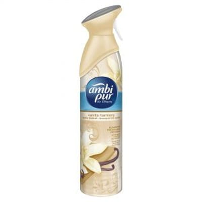 Ambi Pur Air Effects Luchtverfrisser Spray  Vanille Boeket 300 ml