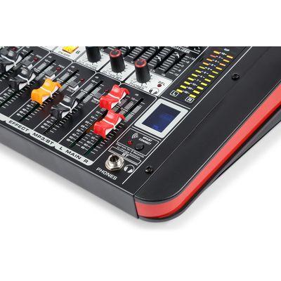 Power Dynamics Mixer Versterker 4