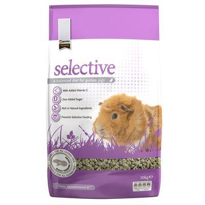 Supreme science selective guinea pig