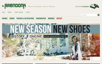 Van Arendonk website