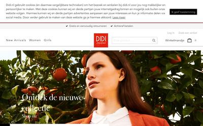 Didi website