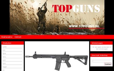 Topguns website