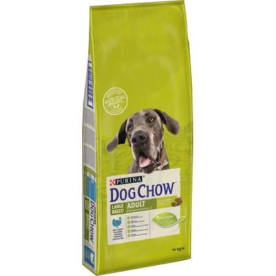 Dog Chow Adult Large Breed Kalkoen 14 Kg