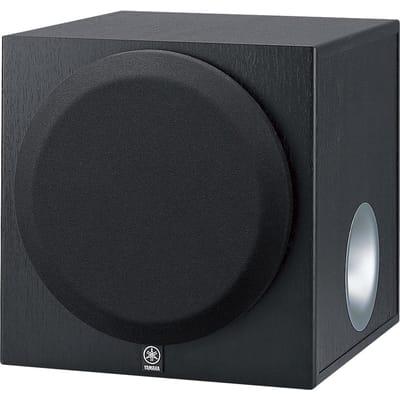 Yamaha Zwart