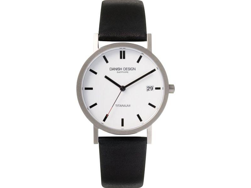 Danish Design Titanium Horloge