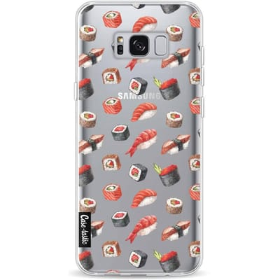 Casetastic Softcover Samsung Galaxy S8 Plus All The Sushi