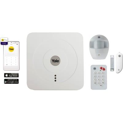 Yale SR-2100i Smartphone Alarmsysteem Lite