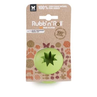 Rubb'n'roll snack bal groen