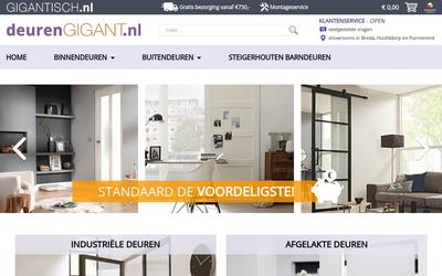 Deurengigant website